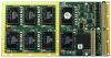 MIL-STD-1553 Eight-Channel PMC Board -- BRD1553PMC-STD-8