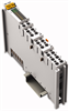 4-channel digital input module; 24 VDC; low-side switching; 3-conductor connection -- 750-1422