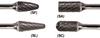 Carbide Burrs for Aluminum and Soft Metals