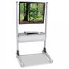 Platinum Series Plasma/LCD Cart, 35w x 25-1/2d x 67h, Platin -- 27544