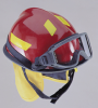 Cairns HP3 Commando Fire Helmets -Image