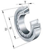 Metric Taper Roller Bearings -- 320 11 X 57,5/320 11 XF