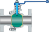 Split-body Ball Valves