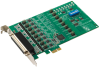 8-port RS-232/422/485 PCI Express Communication Card -- PCIE-1622 -Image
