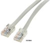 CAT5 100-MHz Patch Cable (UTP), Crossover, 3-ft. (0.9-m) -- EVCRB02-0003