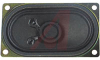 Speaker, Oval;15000Hz;Paper;2.00W;82dB;40.0x70.0mmDia.x29.8mmD;11.6g -- 70115850