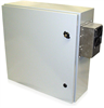 Prepackaged Wall-mount Air Conditioned Enclosure -- 1G242408-N-RS