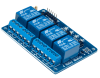 4 Channel Relay Module -- LC-201
