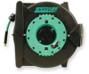 Hose Reel,Spring Return,3/8 In IDx100Ft -- 2VDF3