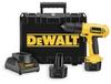 Drill/Driver Kit,9.6 VDC,3/8 In,2 spd -- 1GEB6