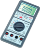 Hand Held Digital Multimeter -- 6410 DM - Image