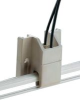 TE CONNECTIVITY - 2106739-1 - CONNECTOR, EXTERNAL JUMPER BUS BAR, 4.1A -- 1014788