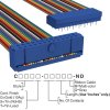 Rectangular Cable Assemblies -- C3CPS-2618M-ND -Image