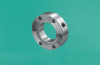 Special Purpose Flange -- CF Double Sided Flange to Female NPT