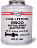 Solution 2500 Metal-Free Antiseize (1 LB. Brush Top Can) -- 10606