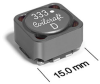 MSD1583 Series Shielded Coupled Power Inductors -- MSD1583-153 -Image