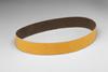 3M 241E Coated Aluminum Oxide Sanding Belt - 100 Grit - 1/2 in Width x 18 in Length - 14754 -- 051144-14754 - Image