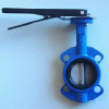 Cast Iron  Butterfly Valve -- LD 018-BT -- View Larger Image