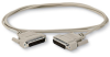 DB25 Serial Null-Modem Cable, DB25 Male/DB25 Male, 15-ft. (4.5-m) -- BC05000-0015-MM