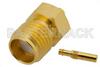 SMA Female Connector Solder Attachment for PE-034SR -- PE4921 -Image