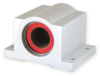Pillow Block,0.250 In Bore,1.190 In L -- 2CPG7 - Image