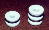 Porcelain Knob Insulator -- 6-04 - Image