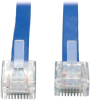 Cisco Console Rollover Cable (RJ45 M/M), 6 ft. -- N205-006-BL-FCR