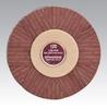 Dynabrade Coated Aluminum Oxide Sanding Star - 120 Grit - Shank Attachment - 4 in Diameter - 93167 -- 616026-93167
