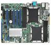 Dual LGA 3647-P0 Intel® Xeon® Scalable ATX Server Board with 6 DDR4, 4 PCIe x16 + 2 PCIe x8, 8 SATA3, 6 USB3.0, Dual 10GbE, IPMI -- ASMB-825 -Image