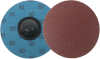 """3"""" Blending Disc, Plastic Button Style, 80AO -- 60135 -- View Larger Image"""