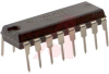IC; PDIP; HEX BUFFER/CONVERTER LOGIC; -0.5 V TO 20 V; -55; +125; 15; 265 -- 70146850