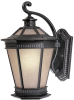 13-1/4-inch Outdoor Wall Light -- 9790-68 - Image