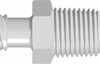 QuickFit™ Luer Fittings -- Female Luer-to-Thread