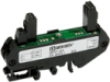 8B DIN Rail Carrier, 5VDC, No CJC -- 8BP01-205 -- View Larger Image