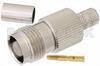 TNC Female Connector Crimp/Solder Attachment for PE-C240, RG8X, 0.240 inch, LMR-240, LMR-240-DB, LMR-240-UF, B7808A -- PE44636 -Image