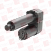 DANAHER MOTION D12-05B5-04 ( ACTUATOR, ELECTRAK 10, 12 VDC, 500 LBF, 4 IN, NO FEEDBACK, CABLE LENGTH 7 IN, CONNECTOR, ADAPTER AT 0° (STANDARD), 1.40 IN/S TRAVEL RATE @ FULL LOAD ) -Image