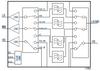 RX Diversity FEM with Carrier Aggregation (B26, B8, B20, B1/4, B3, and B7) -- SKY13744-11 -Image