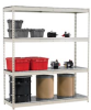 HALLOWELL Rivetwell Double-Rivet Shelving -- 5847200