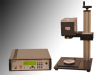 U-Series Laser Marking System -- U-20 with 100mm F-Theta Lense
