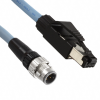 Between Series Adapter Cables -- XS5W-T421-AMC-K-ND