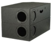 Compact Bandpass Subwoofer System -- POWERVS10 BP