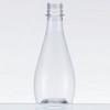 Plastic Bottle, HDPE, Boston Round, White, 2oz -- CPR01102W - 20410020 - Image