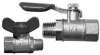 SMV Series Mini Ball Valve -- SMV500