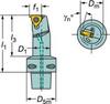 Turning Tool,C5-266RKF-27105-22 -- 5KJZ1