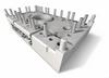 MOSFET SEMITOP -- SK 150 MHK 055 T