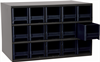 Cabinet, 19-Series Steel Cabinet w/ 15 Drawers -- 19715BLK - Image