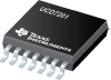 UCD7201 Digital Control Compatible Dual Low Side +/- 4A MOSFET Driver with Single Common Current Sense -- UCD7201PWPG4