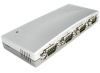 StarTech.com 4 Port USB to RS232 Serial DB9 Adapter Hub -- ICUSB2324
