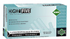 High Five General Purpose Latex Gloves, Small, Powdered, 100/box -- GO-86232-35