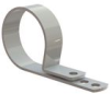 Cable Clamps - Screw Mount ,P Style, Nylon -- N-20B -- View Larger Image